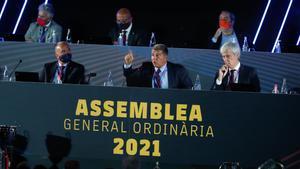 La Asamblea General Ordinaria del FC Barcelona aprueba la propuesta de financiación del Espai Barça