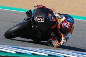 Bradl probará la nueva Honda en Jerez