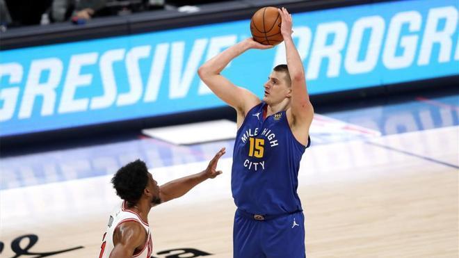 Nikola Jokic: de número 41 del Draft a MVP de la NBA