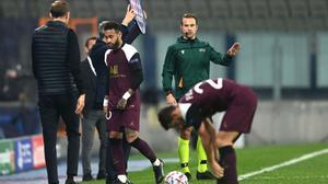 Tuchel, sobre la lesión de Neymar: Ha sido el abductor
