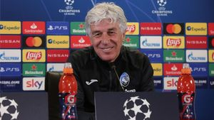 Gasperini: Menos mal que Zidane no jugará mañana