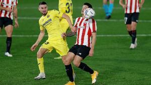 Athletic y Villarreal se reparten los puntos