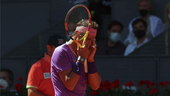 Rafa Nadal no pudo con Zverev