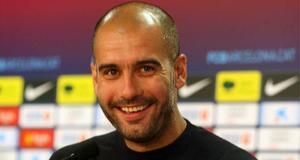Guardiola elogió a Xavi