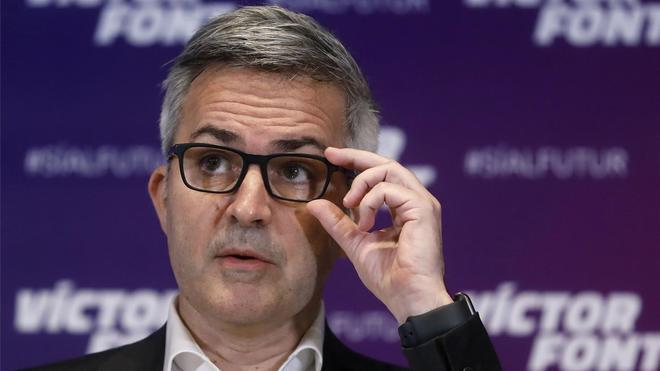 Víctor Font se pronuncia sobre el BarçaGate