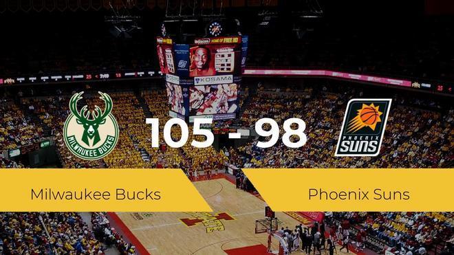 Final de la NBA: Milwaukee Bucks conquista el anillo tras imponerse a Phoenix Suns (105-98)