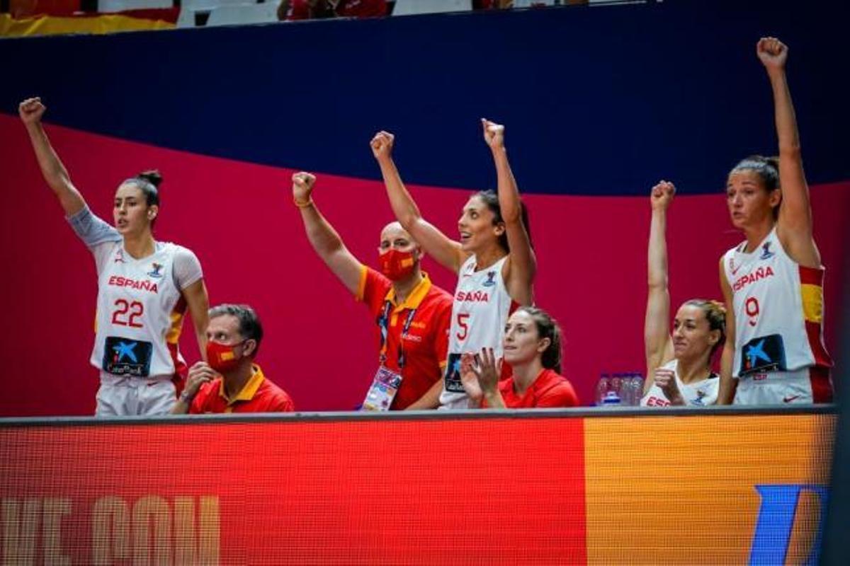 España afronta con optimismo el duelo ante Eslovaquia