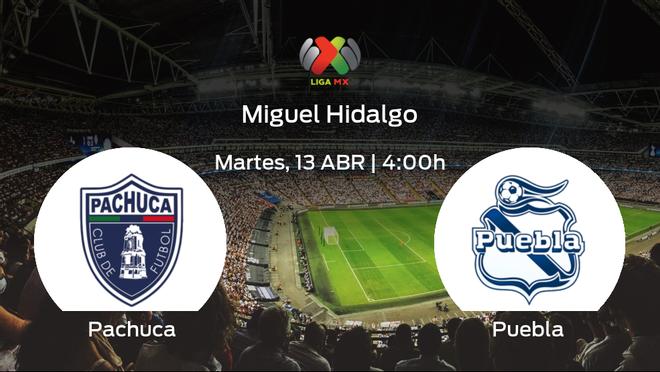 Jornada 14 de la Liga MX de Clausura: previa del duelo Pachuca - Puebla