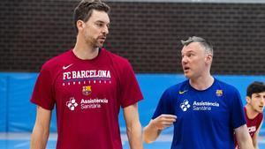 Pau Gasol debutará con el FC Barcelona