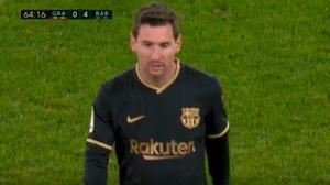 Koeman dio descanso a Messi con el partido sentenciado