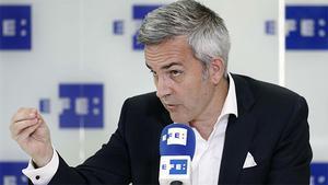 Víctor Font quiere liderar una revolución como la de Cruyff pero en los despachos