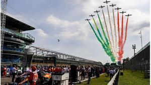 El GP de Italia, en septiembre, tendrá formato especial al sprint