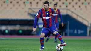 Messi vuelve a la convocatoria del Barcelona