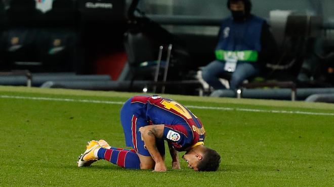 El Barça intentará vender a Coutinho este verano