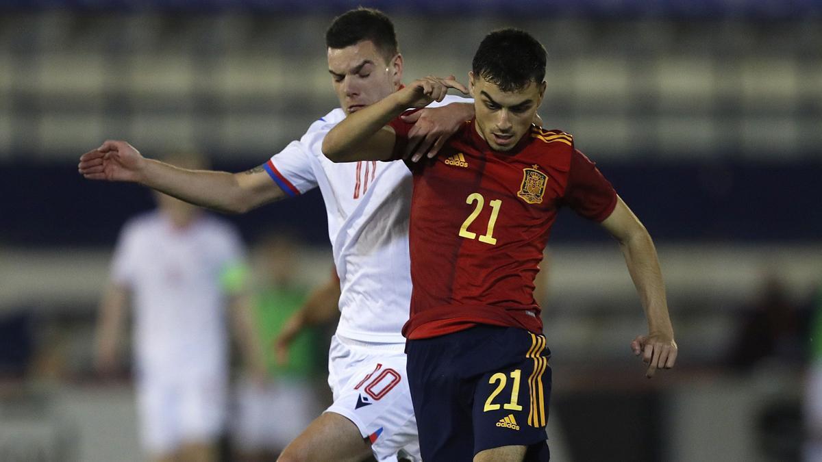 Euro 2020: Jugadores a seguir - Pedri, cimiento de una nueva generación