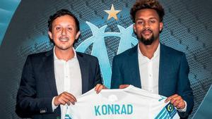 Konrad de la Fuente y su salida del Barça: Era lo mejor para mi carrera