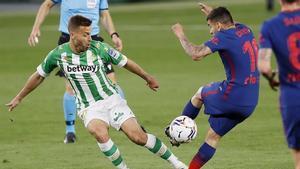 El Atlético no pasa del empate ante el Betis: el resumen del partido