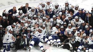 Tampa Bay Lightning, ganador de la última Stanley Cup