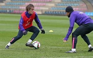 Halilovic está a gusto en el FC Barcelona
