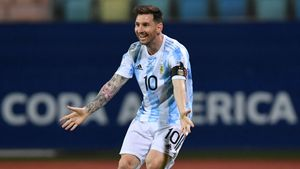 Leo Messi liderará de nuevo a Argentina ante Colombia