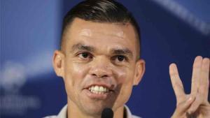 Pepe se siente feliz en el Besiktas