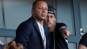 Así ha sido el último y sorprendente cambio físico del padre de Neymar