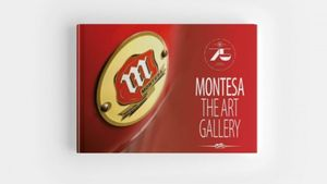 Montesa, The Art Gallery, el libro del 75 aniversario de Montesa