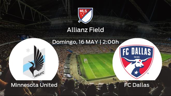 Jornada 7 de la Major League Soccer: previa del encuentro Minnesota United - FC Dallas