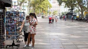 El govern de Catalunya extenderá una semana más las medidas anticovid
