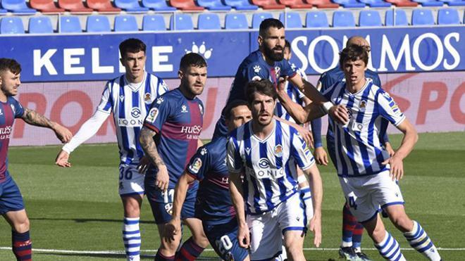 Huesca - Real Sociedad