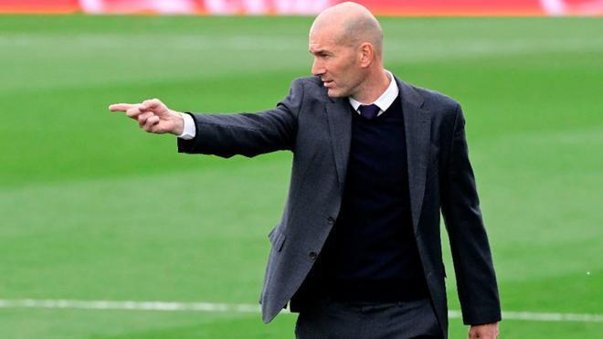 Zidane, sobre su posible continuidad: El estado de ánimo mío es jodido