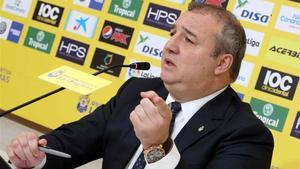 Miguel Ángel Ramírez tiene pendiente un juicio por un delito de frauda a la Seguridad Social