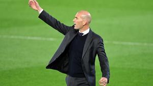 Zidane: El gol de Militao ha sido una liberación