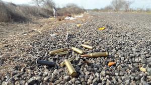 El Cartel mexicano utiliza drones para atacar convoyes de la policía