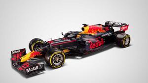 Coche Red Bull 2021