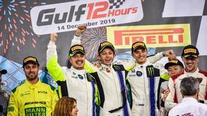 Rossi, podio en las 12 horas del Golfo, disputadas en Bahrein