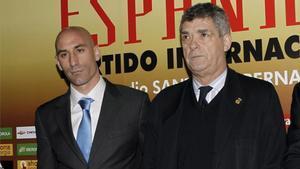 Villar cargó con dureza contra Rubiales