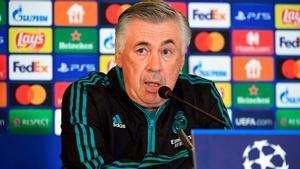 Ancelotti: Este equipo tiene que jugar 4-3-3