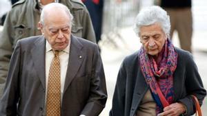 Jordi Pujol y Marta Ferrusola dan positivo por Covid-19