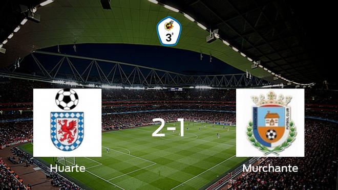 El Itaroa Huarte gana 2-1 en casa al Murchante
