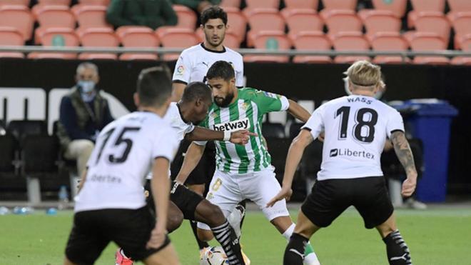 ¡Gol anulado al Valencia por fuera de juego! (ES)