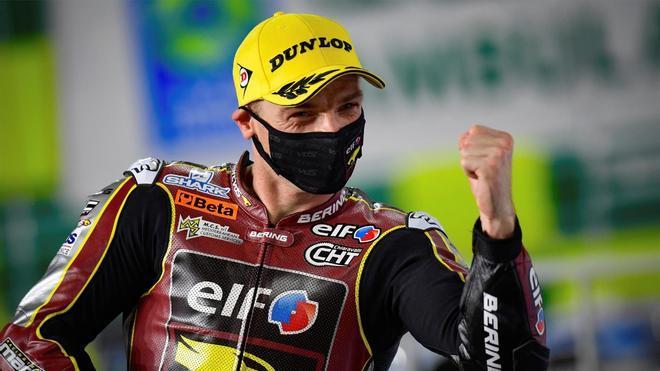 Sam Lowes pole Moto2 declas