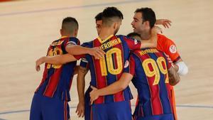 El Barça, a por el título europeo