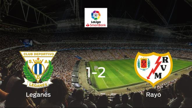 El Rayo Vallecano da la vuelta a las semifinales frente al Leganés y logra un boleto en la final (1-2)