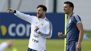 Messi estará en la convocatoria de Scaloni