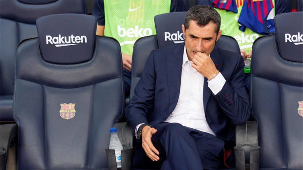 Valverde no tiene prisa para empezar a hablar sobre su renovación