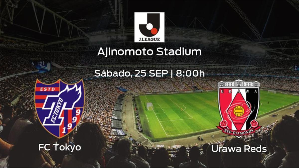 Previa del encuentro: el FC Tokyo recibe al Urawa Reds