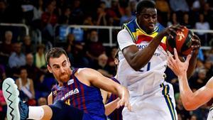 El estado de Diagne preocupa al MoraBanc Andorra