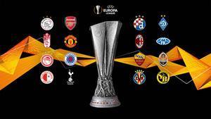 Hoy se sortean los octavos de final de la Europa League