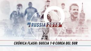 Rusia 2018 | El VAR decide el triunfo de Suecia ante Corea del Sur